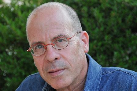 Meir Shalev; foto: Nadia Landau
