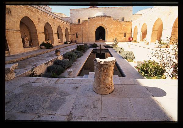Rockefellerove múzeum archeológie, Jeruzalem (zdroj:mfa)