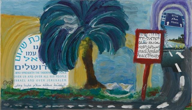 "ELI FISCHER: ""Artists – Messengers of Peace"""