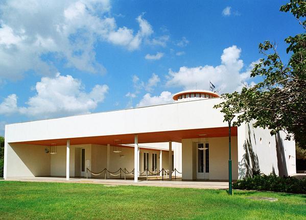 Rezidencia Chaim Weizmann, Rehovot (zdroj:mfa)